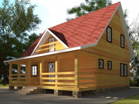 строительство домов из бруса во Владивостоке: Инвест Билдинг-М