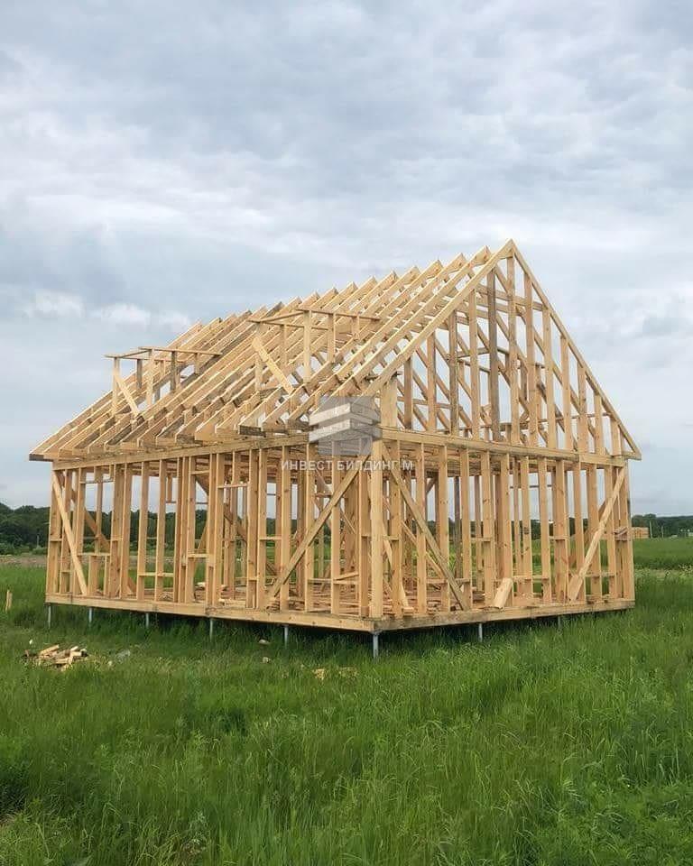 строительство каркасных домов во владивостоке: цена от 10000 за кв.м.